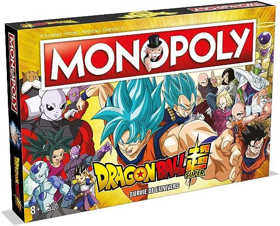 Dragon Ball Super - Monopoly Sobreviviencia del Universo: Amazon.es: Videojuegos