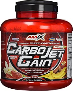Amix Carbojet Mass Professional Carbohidratos - 3000 ...