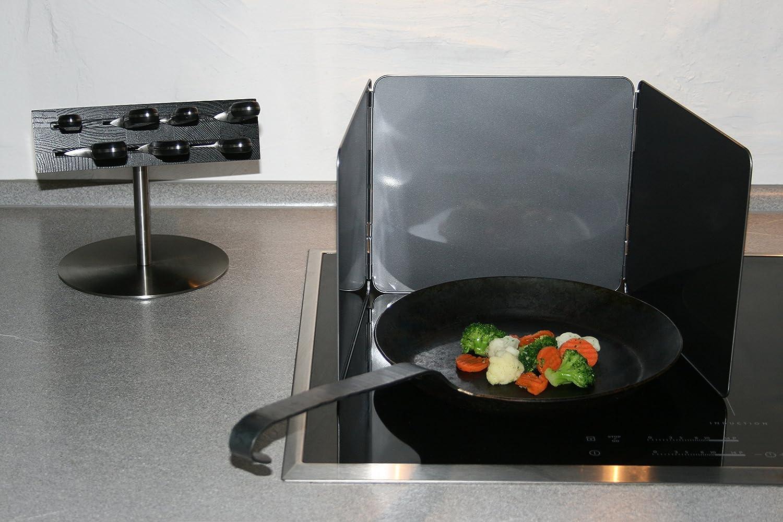 Küche Spritzschutz Wand spritzschutz küche länge 25 cm und höhe 23 cm drei faltbaren klappen