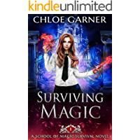Surviving Magic (School of Magic Survival Book 1)
