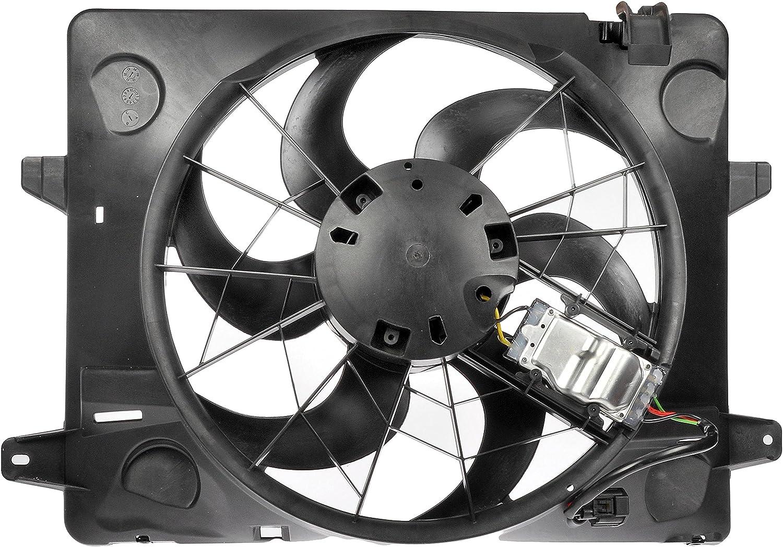 Dorman 620-120 Radiator Fan Assembly