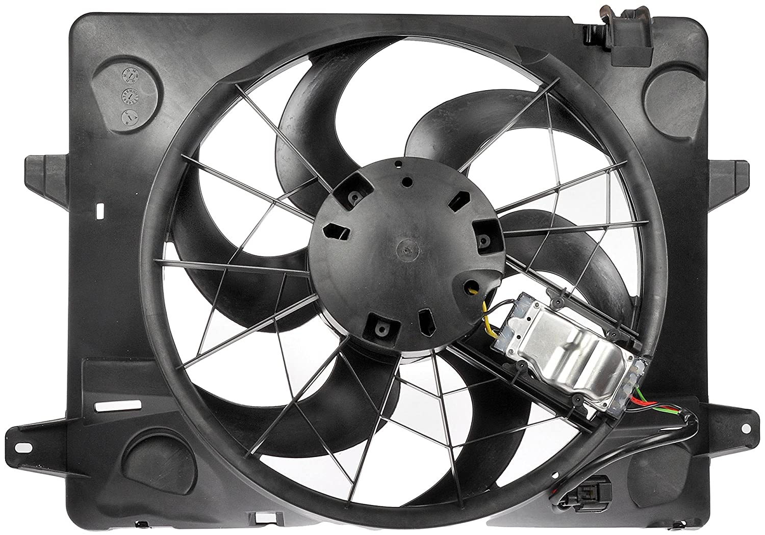 Dorman 620-120 Radiator Fan Assembly Dorman - OE Solutions DOR 620-120