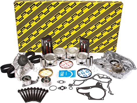 w// Sensor Port Engine Rebuild Kit Fit 98-01 Toyota Solara Camry 2.2 DOHC 5SFE