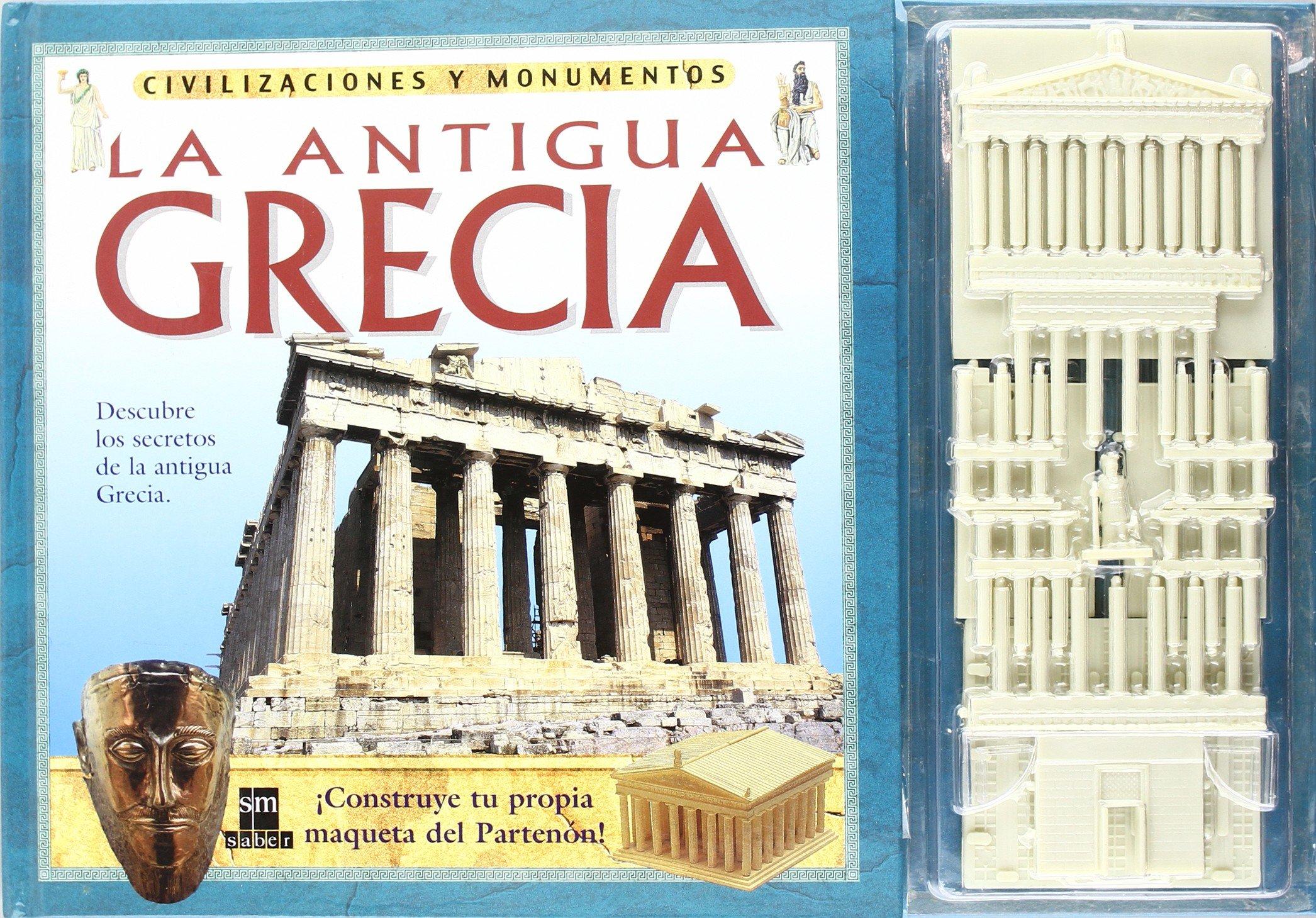 La antigua Grecia (Civilizaciones y monumentos): Amazon.es: Philip Wilkinson, Julian Baker, Stephen Conlin, Ray Grinaway, Pilar Tutor: Libros
