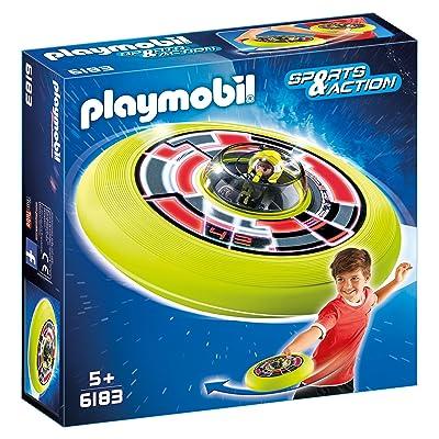 Playmobil 6183 - Spationaute avec soucoupe volante