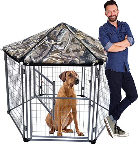 Neocraft My Pet Companion Outdoor Dog Kennel