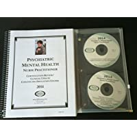 Barkley & Associates Psychiatric Mental Health Nurse Practitioner Certification Review with 11 Audio CDs