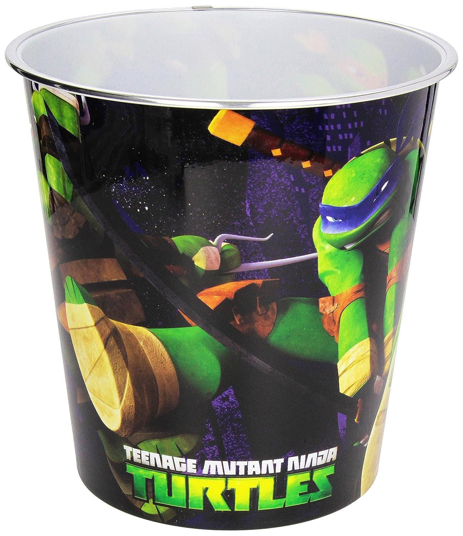 Nickelodeon Teenage Mutant Ninja Turtles Heroes Wastebasket