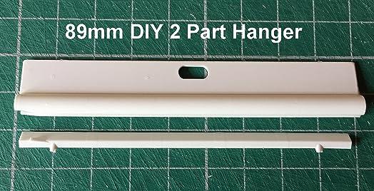 DIY Adjustable Vertical Blind/s Hangers 3.5u0026quot; ...