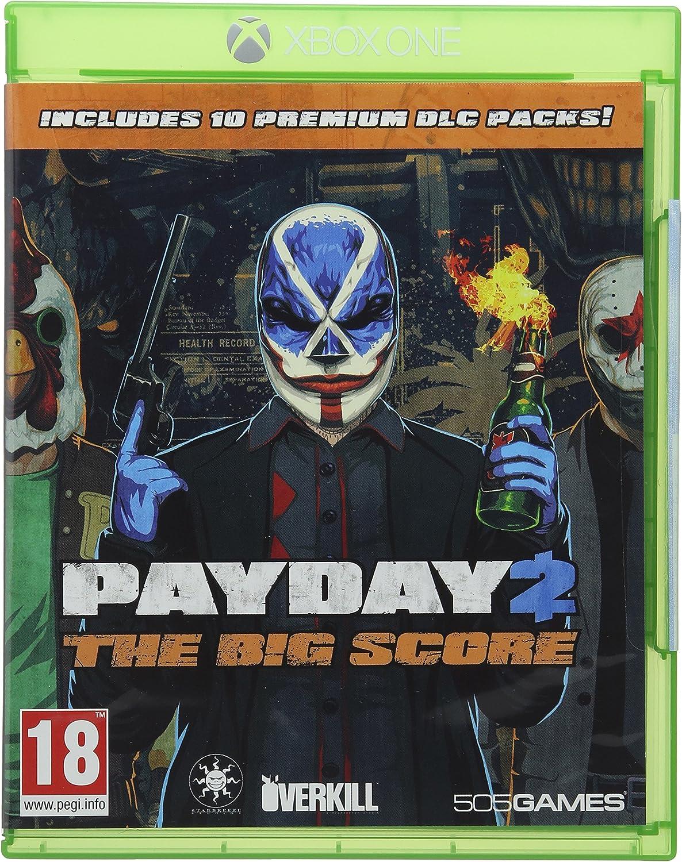 Payday 2 The Big Score [Importación Inglesa]: Amazon.es: Videojuegos