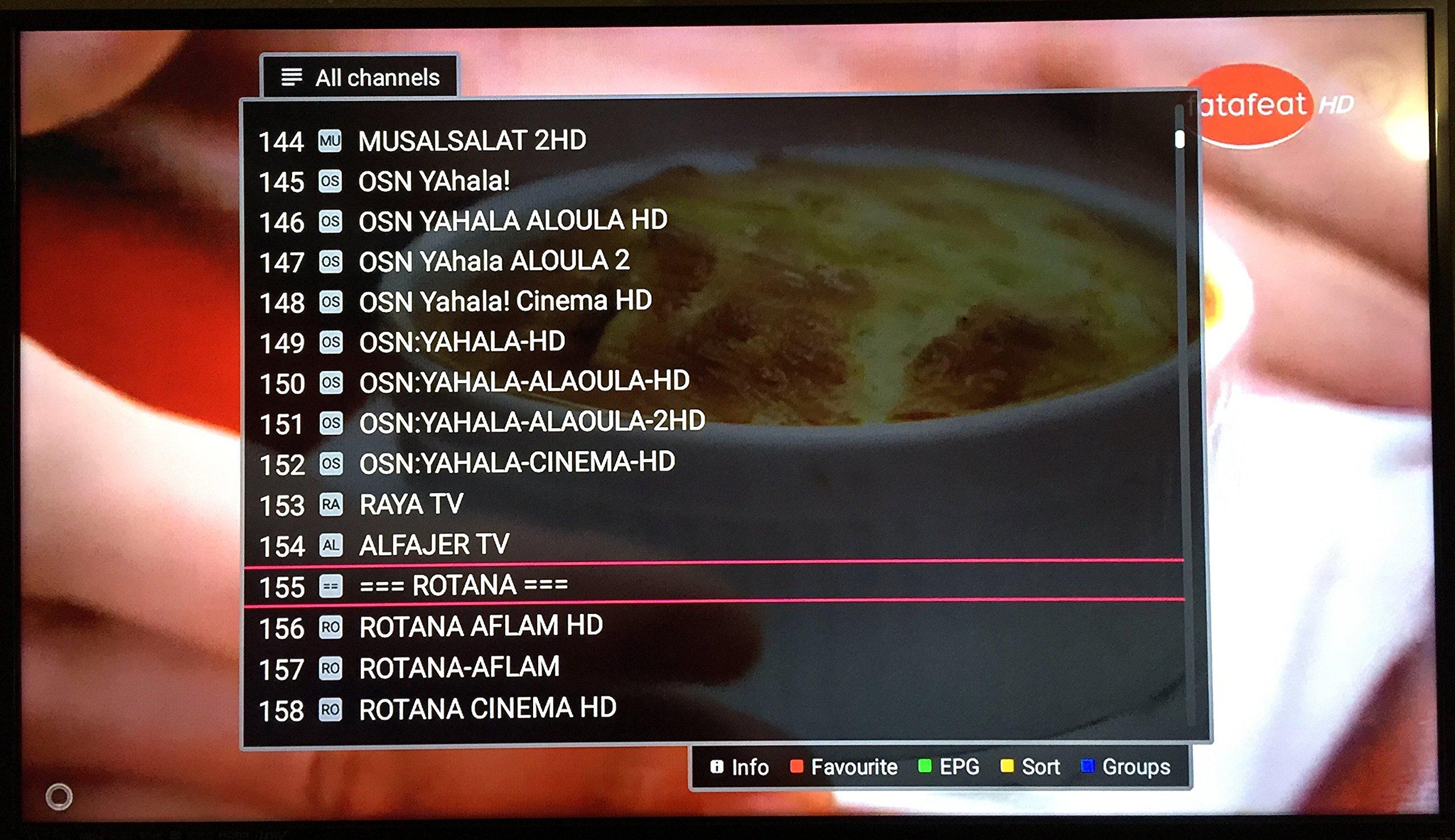Arabia TV Super HD Receiver with 3000 Channel جهاز العائلة للقنواة العربية والعالمية (3000 Channel) by iptv+ (Image #2)