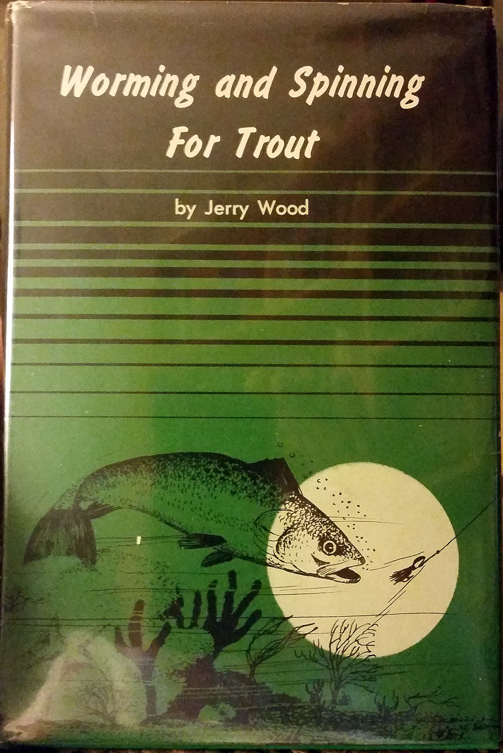 Worming and spinning for trout