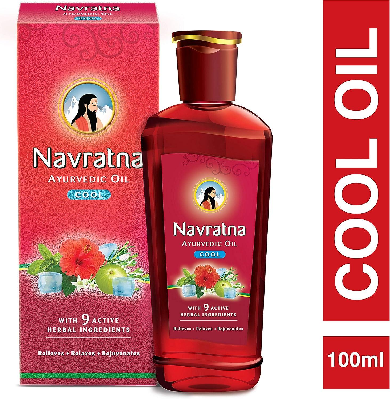 Himani Ayurvedic Navratna Oil: Health & Personal Care