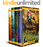 Witchy Fingers: Books 1-4 (Witchy Fingers Box Sets Book 1)