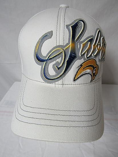 bca1eced5 Amazon.com : Buffalo Sabres Size OSFA Embroidered Drop Pass Flexfit ...