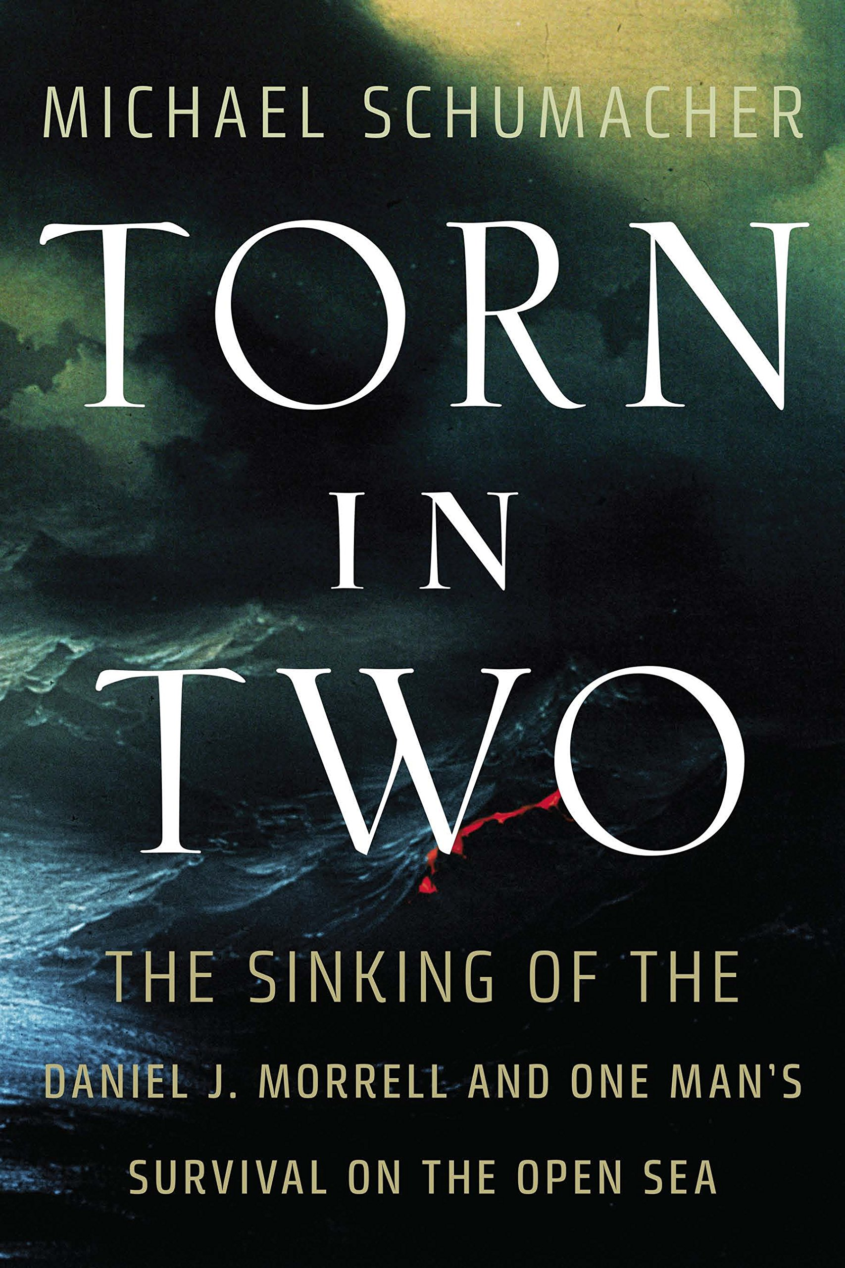 Download Torn in Two: The Sinking of the Daniel J. Morrell and One Man's Survival on the Open Sea PDF ePub fb2 ebook