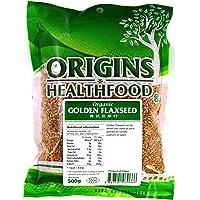 Origins Organic Golden Flaxseed, 500g