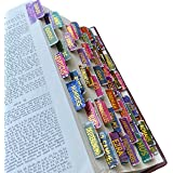 Mr. Pen- Bible Tabs, 75 Tabs, Laminated, Bible Journaling Supplies, Bible Tabs Old and New Testament, Bible Tabs for…