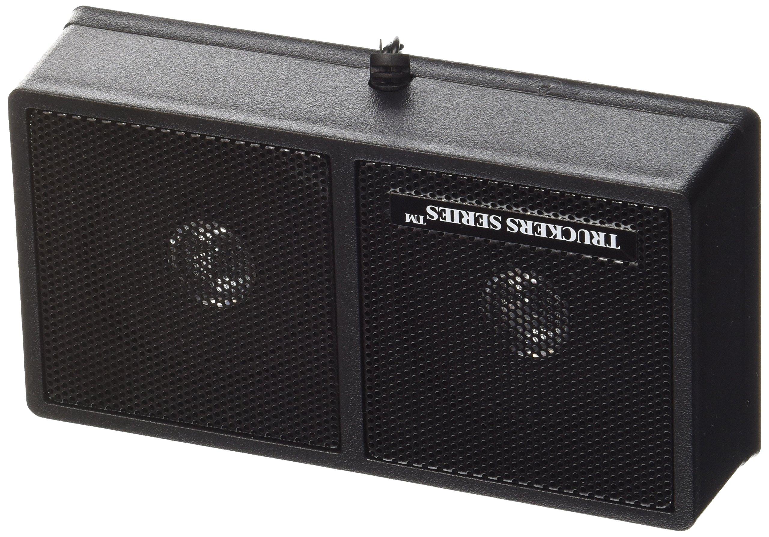 RoadPro RP-160 3'' x 5-1/2'' 6W Visor Mount Twin CB Extension Speaker