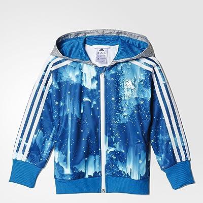 Adidas LK DYQ Elsa Full Zip Hoodie