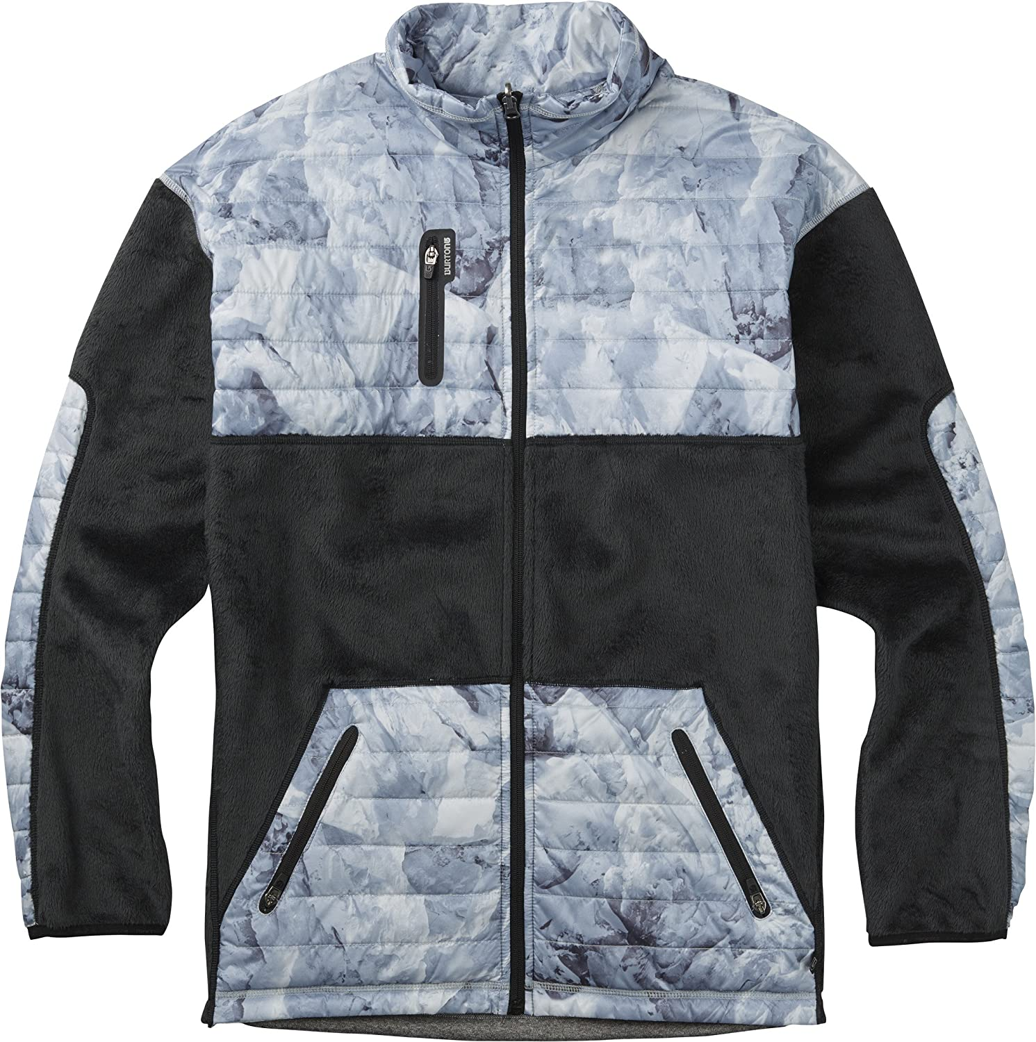 Burton Herren Fleecejacke MB Backside