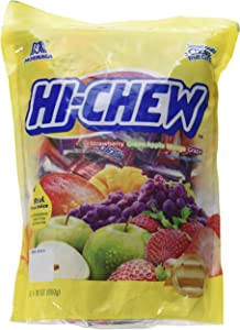 Morinaga Hi- Chew bbq11 Assorted Flavored Individually Wrapped Fruit 2