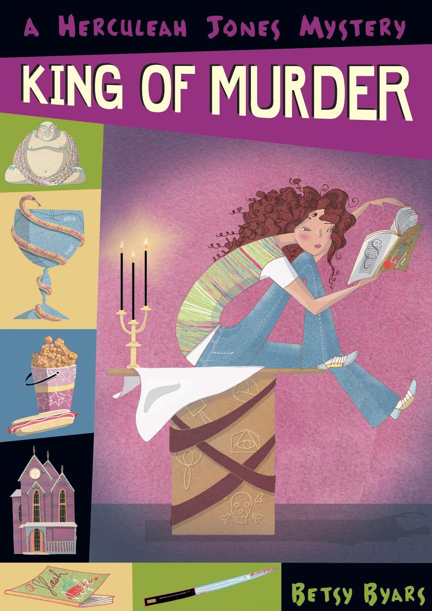 Read Online King of Murder (Herculeah Jones Mystery) pdf