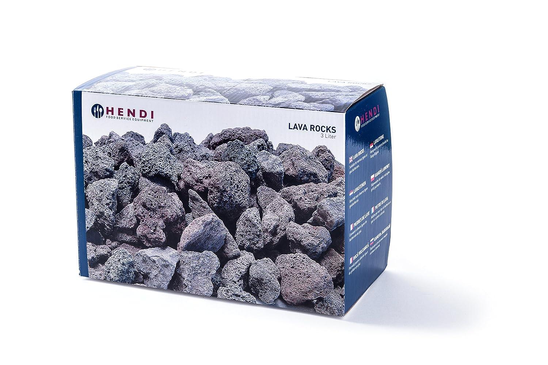 HENDI Piedras de lava (finas) - caja