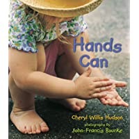 Hands Can Board Book