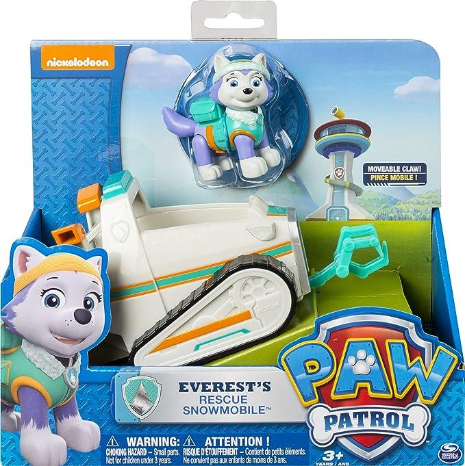 Basic Vehicle Schneefahrzeug mit Everest-Figur PAW Patrol 6056856