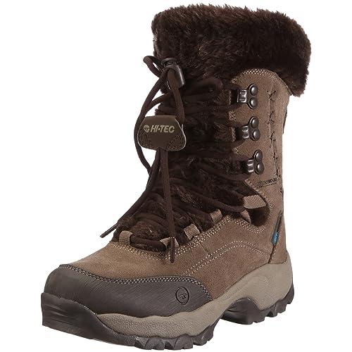 Hi Tec St. Moritz 200 WP W` HOH1105120 - Botas de Nieve para Mujer, Color marrón, Talla 40: Amazon.es: Zapatos y complementos