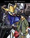 Mobile Suit Gundam: Iron-Blooded Orphans - Season One, Part One (Blu-ray/DVD Combo)