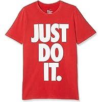 Nike Jdi Cat Tee Yth Camiseta, Niños