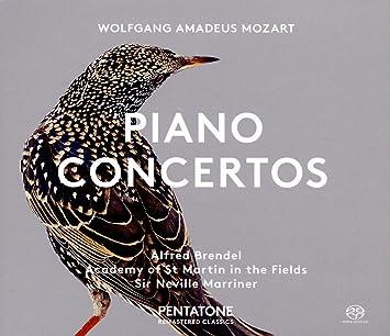 Mozart : Conciertos Para Piano 12 Y 17 / Brendel