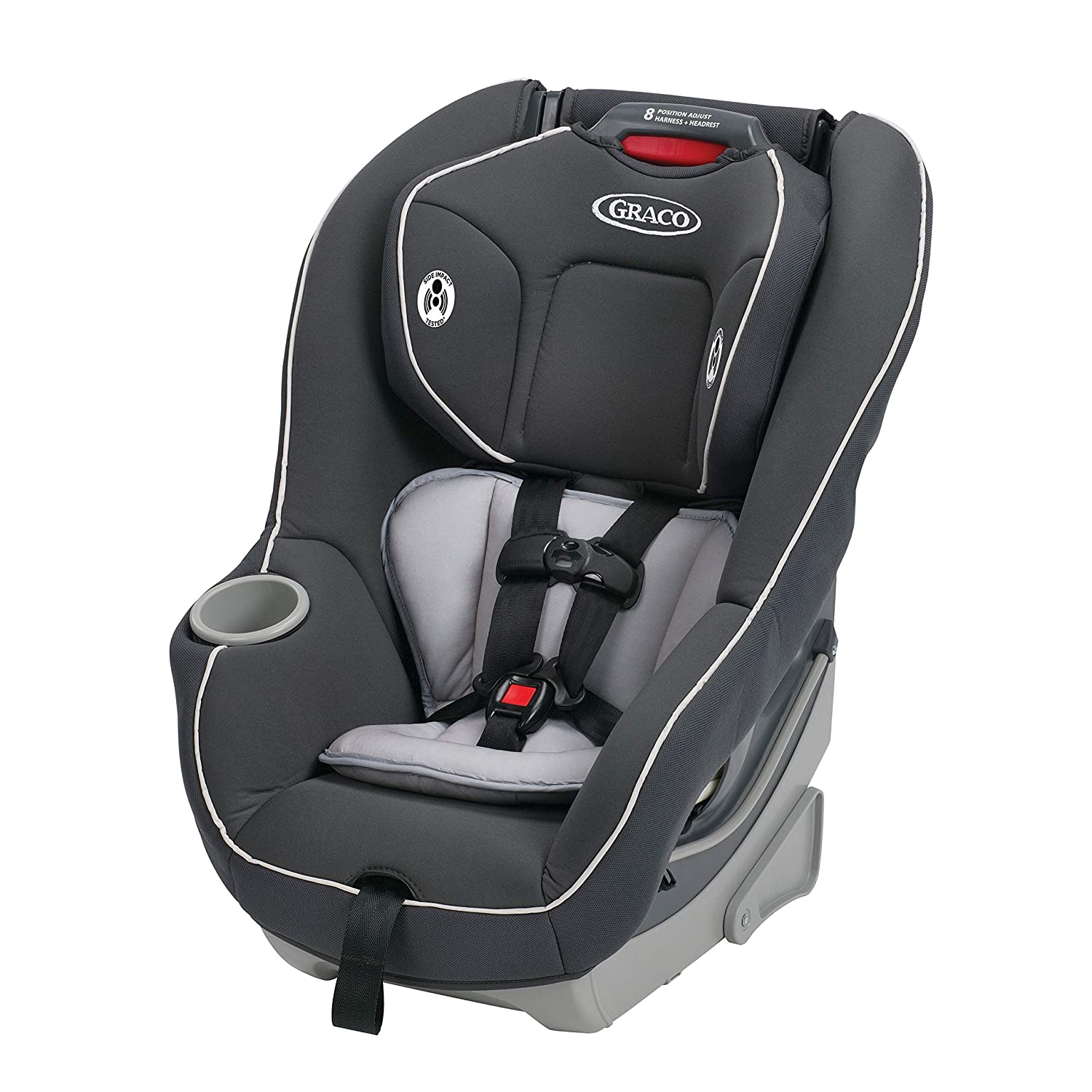 Amazon Graco Contender 65 Convertible Car Seat Sapphire One Size Baby