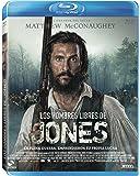 Los Hombres Libres De Jones [Blu-ray]