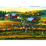 Buffalo Games Darrell Bush: Harvest Time - 1000 Piece Jigsaw Puzzle by Buffalo Games