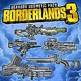 Borderlands 3: GearBox Cosmetic Pack - [PS4 Digital Code]