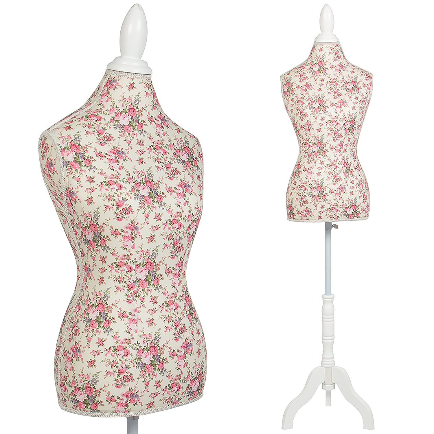 Amazon Best Choice Products Female Mannequin Torso Sewing Dress