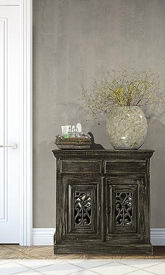 Hillsdale Furniture Hillsdale Morrisa 2 Two Door Accent Cabinet Distressed Black Finish Furniture Decor
