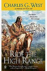 Ride the High Range Kindle Edition