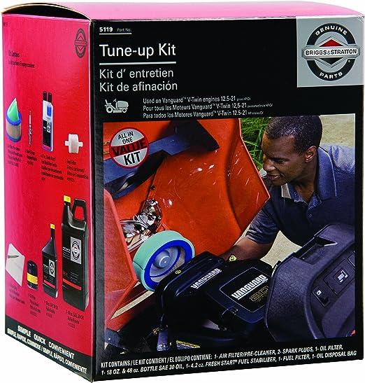 Kit D/'Entretien pour Briggs /& Stratton Vanguard 18 hp V-Twin 356777