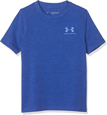 Under Armour Cotton Camisa Manga Corta, Niños