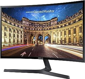 "Samsung 23.5"" FHD Curved LED-Lit FreeSync Monitor(LC24F396FHNXZA)"