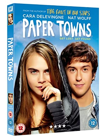 paper towns release date uk