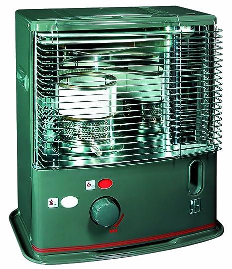 Essage SA Ruby KSP-240 Calefactor de Combustible líquido – 2.4 Kw