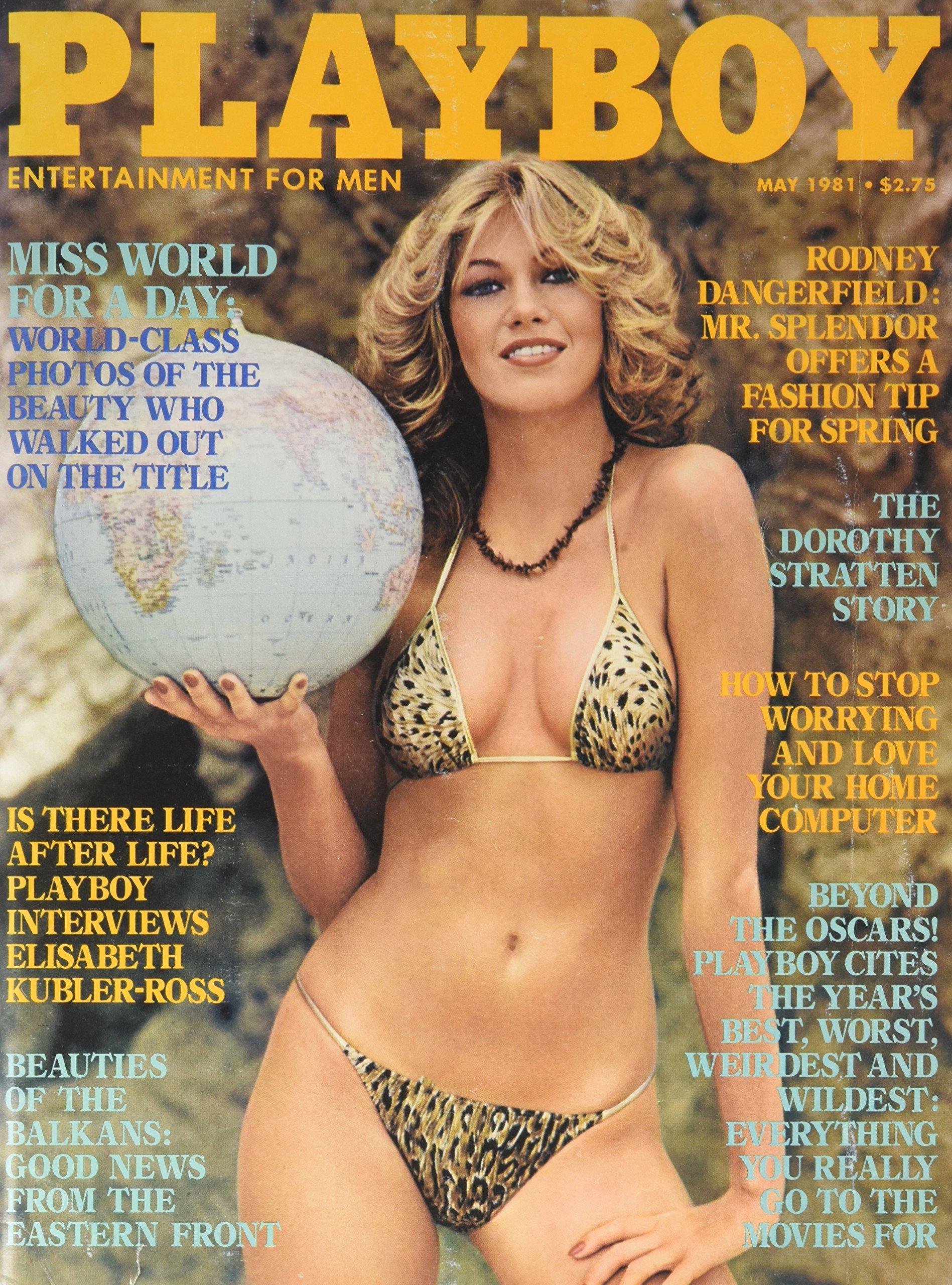 1981 magazine playboy