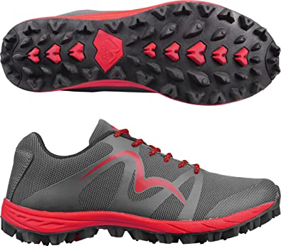 Terrain Mens Shoes Trainers Pumps Grey