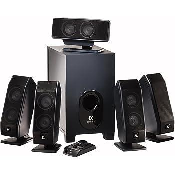 Amazon.com: Logitech X-540 5.1 Surround Sound Speaker