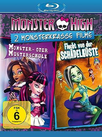 Monster High 2 Monsterkrasse Filme Monster Oder Musterschule